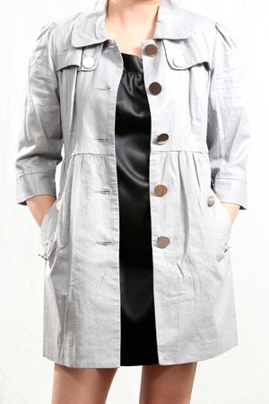 High Class Womens Expensive Fashion Clothing photo