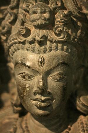 God -  Chhatrapati Shivaji Maharaj Vastu Sangrahalaya Museum, Mumbai, India Stock Photo - 7127623