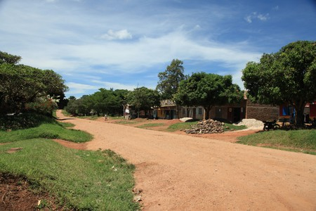 Bigodi Village - Uganda - The Pearl of Africa Stock Photo - 7161349