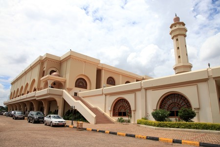 Gaddafi Mosque - Kampala - Uganda - The Pearl of Africa