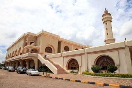 Gaddafi Mosque - Kampala - Uganda - The Pearl of Africa