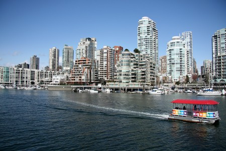 The City of Vancouver, BC, Canada photo