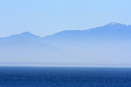 Coastline of Victoria on Vancouver Island, BC, Canada Stock Photo - 8058355