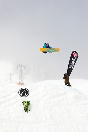 Quiksilver Showdown Over The City - Vancouver, Canada (28th March 2009)