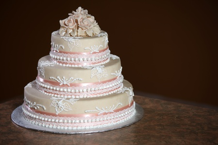 Wedding Cake - Luxury , Expensive Design photo