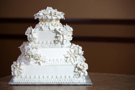 Wedding Cake - Luxury , Expensive Design Stock Photo - 9234944