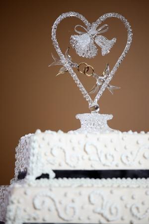 Wedding Cake - Luxury , Expensive Design Stock Photo - 9234961