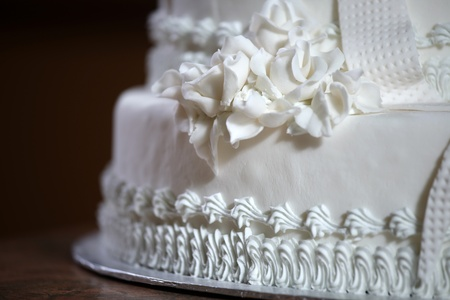 Wedding Cake - Luxury , Expensive Design Stock Photo - 9234942