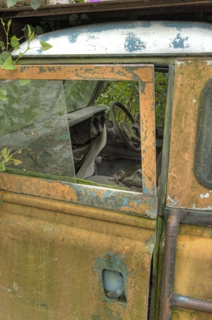 Rustic Old Truck photo