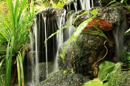 tourist feature: Spice Garden on Penang Island, Malaysia Stock Photo