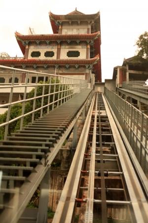 Kek Lok Si Temple in Penang, Malaysia photo