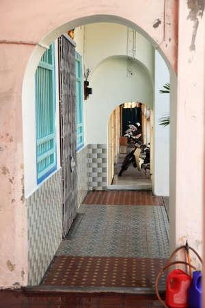 original bike: HistoricGeorgetown -Unesco Site, Penang, Malaysia