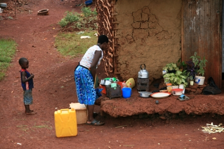 Local People - Uganda - The Pearl of Africa