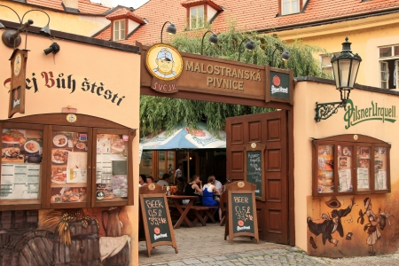 Restaurant, Bar, Cafe - Prague, Czech Republic