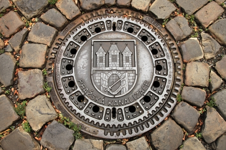 Traditional Emblem - Prague, Czech Republic