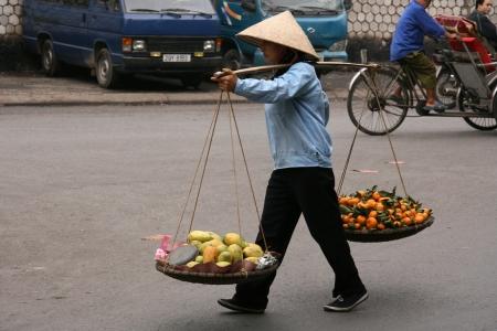 pointy: Street Life in Hanoi - the capital city of Vietnam