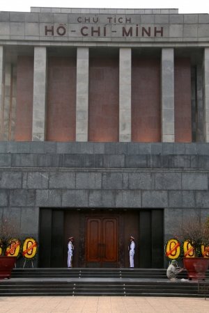 Ho Chi Minh Mausoleum - Resting Place of The Great Vietnamese Leader