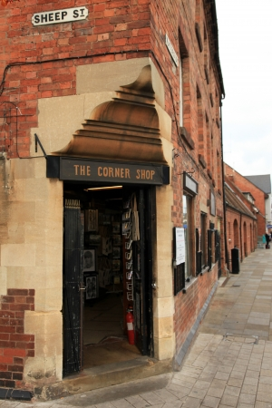 coutryside: Stratford Upon Avon - Birthplace of Shakespeare - An authentic coutryside town in England