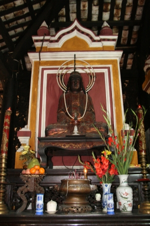 Giac Lam Pagoda in Ho Chi Minh City - Vietnam photo