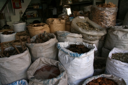 Chinese Medicine Ingredients in Ho Chi Minh, Vietnam photo