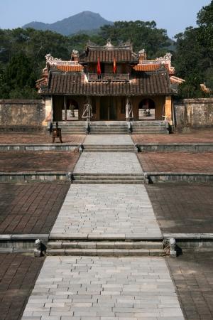 hue: Minh Mang  in Hue, Vietnam