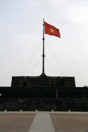 Dai Noi Citadel in Hue, Vietnam Stock Photo - 16679811