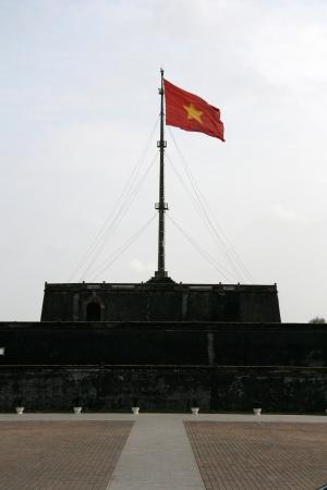Dai Noi Citadel in Hue, Vietnam Stock Photo - 16679811