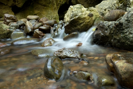 River at Khao Sok National Park, Thailand Stock Photo - 18643858