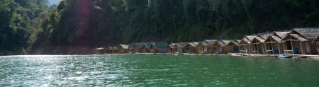 Chiao Lan Lake at Khao Sok National Park, Thailand Stock Photo - 18643855