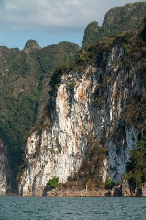 Chiao Lan Lake at Khao Sok National Park, Thailand Stock Photo - 18644270