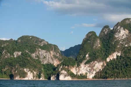 Chiao Lan Lake at Khao Sok National Park, Thailand Stock Photo - 18644263