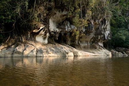 River at Khao Sok National Park, Thailand Stock Photo - 18647727