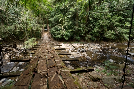 decrepit: Khao Sok National Park, Thailand