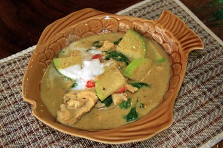 phuket food: Phuket - A popular travel destination in Southern Thailand Stock Photo
