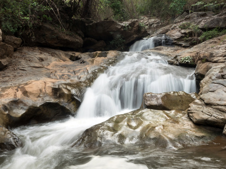 sa: Mae Sa Waterfall National Park in Northern Thailand
