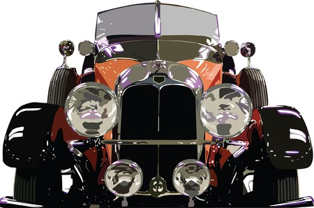 restoring: Vintage Car