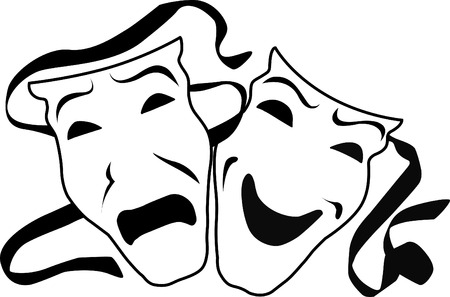 melancholy: Theater Maskers