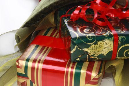 Christmas stocking Stok Fotoğraf - 3470301