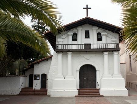 Mission Dolores, oldest surviving structure in San Francisco photo