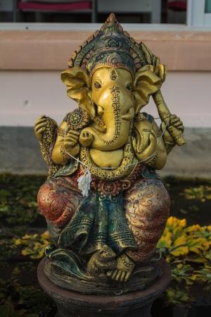 ヒンドゥー教のガネーシャ彫刻