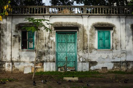 Mahakan フォート タイで古い建物