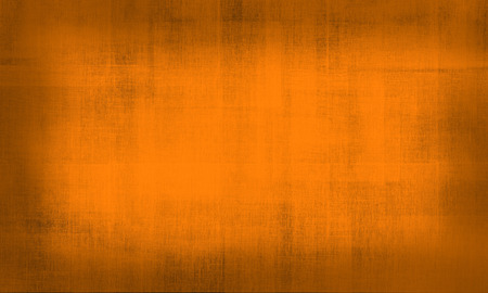 グランジ テクスチャと背景に抽象的なオレンジ色