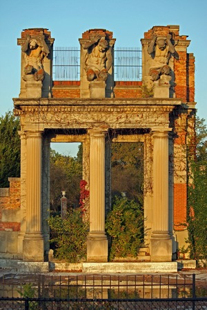 Ruins of Indianapolis ll