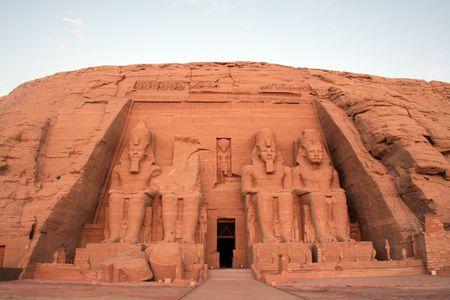 Abu Simbel Greater Temple - King Ramesses II