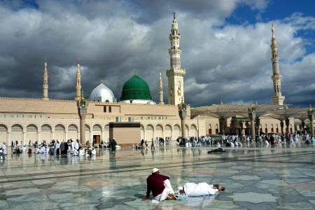 medina: masjeed an-Nabavi