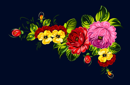 bouquet Vector