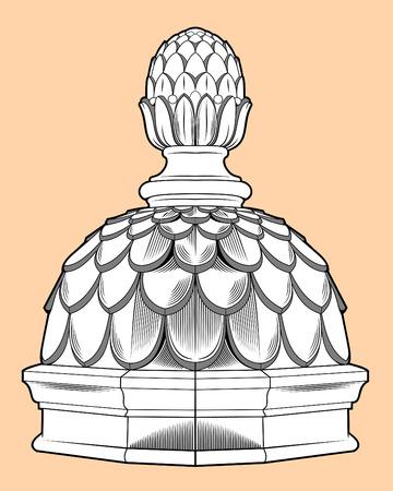 doric: architecture detail