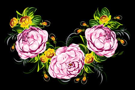 Flower garland (wreath)