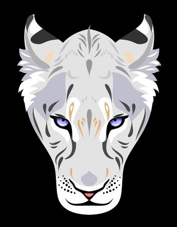 lioness: Portrait of lioness