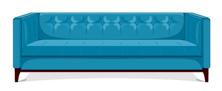 Beautiful, soft, cozy sofa